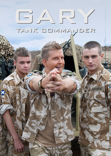 Gary: Tank Commander on Netflix AUS/NZ