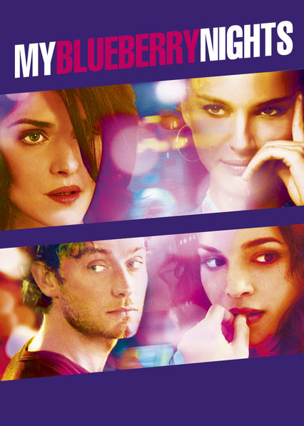 My Blueberry Nights on Netflix AUS/NZ