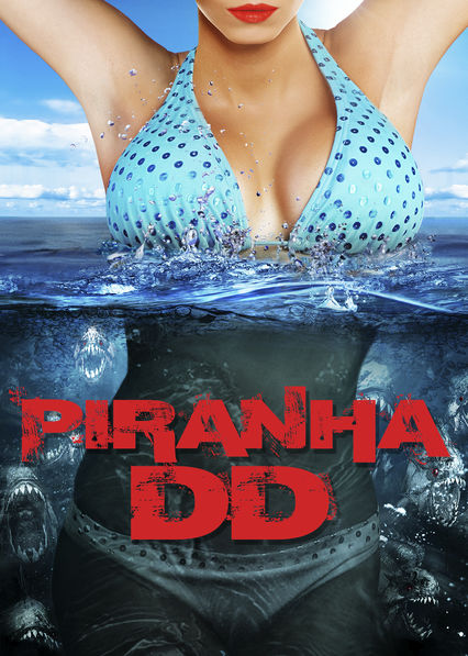 Piranha DD on Netflix AUS/NZ