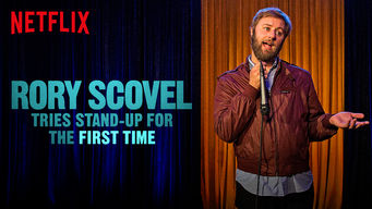 Rory Scovel Tries Stand-Up for the First Time on Netflix AUS/NZ