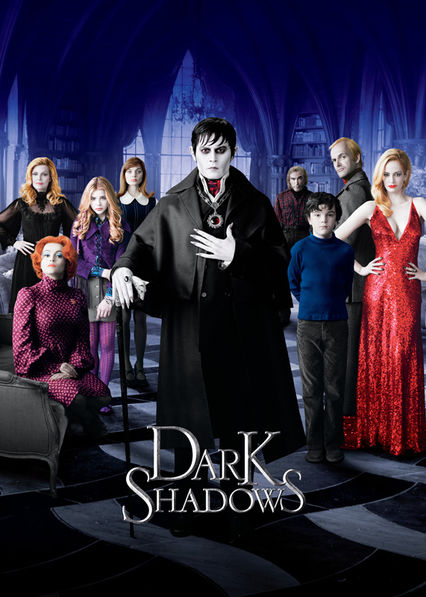 Dark Shadows on Netflix AUS/NZ